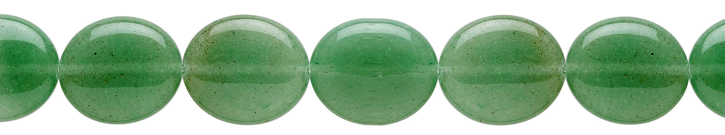 6mm Aventurine is said to help with nausea and calms emotions and enhance fertility.