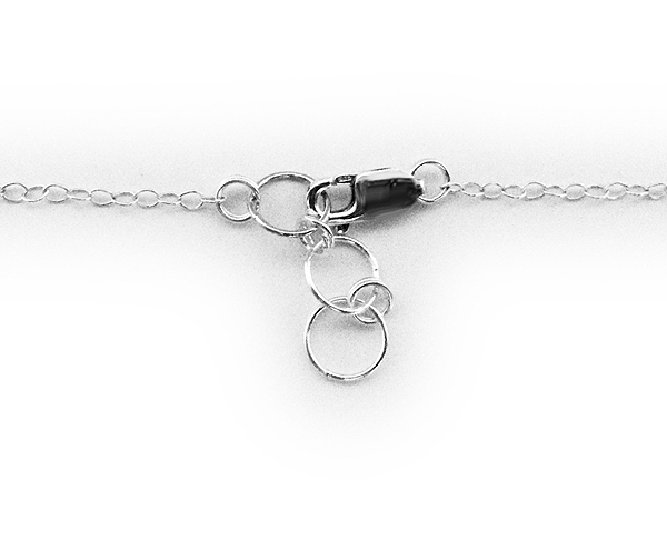 Sterling Silver Extention Clasp
