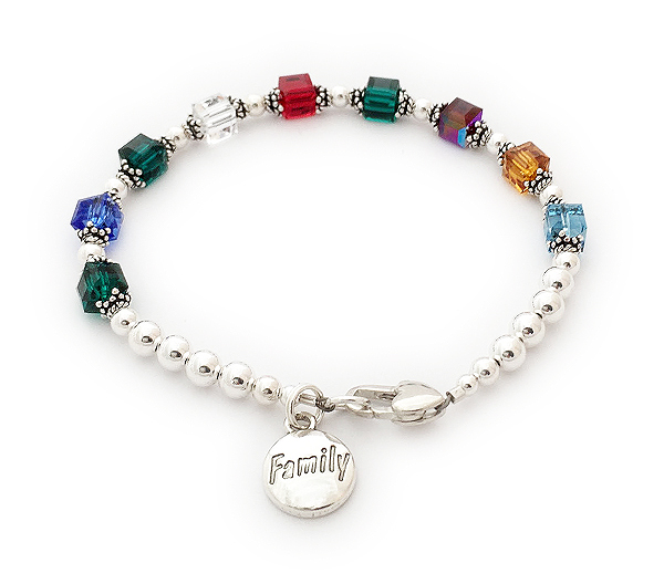 DBL-BB1-1 String Bracelet Enter: May Sep May Apr Jul May Feb Nov Mar They added a Heart Lobster Claw Clasp and it comes with a free FAMILY charm.