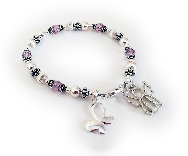 birthstone june armband