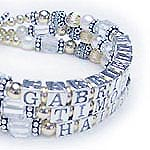 Mother Name Bracelet