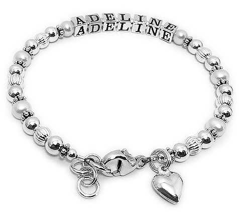 Adeline Bracelet with Pearls