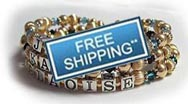 Free Shipping for Mothers Braclets