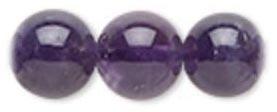 Amethyst Beads - February Birthstones
