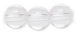 Clear Quartz Beads - April Birthstone