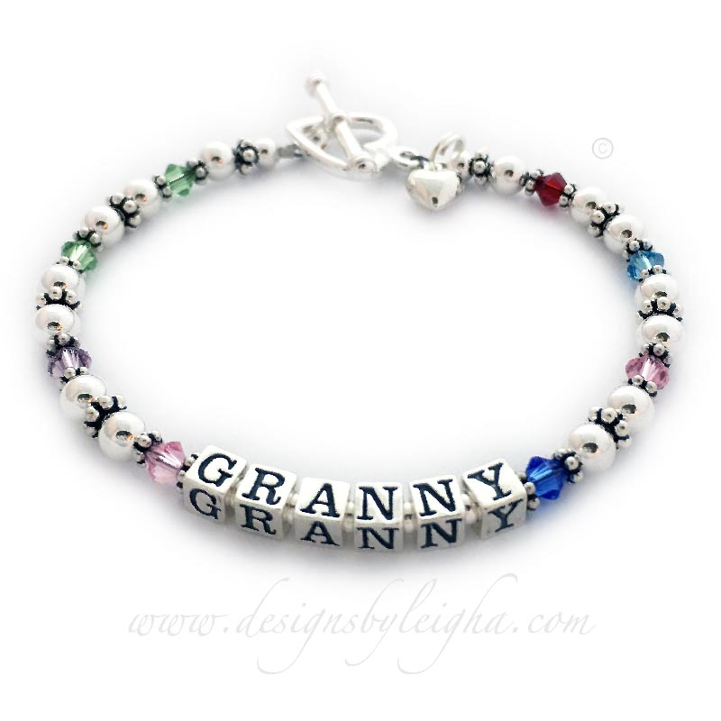 Grandma Bracelets For Nanny Gma Gigi Nana