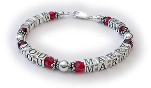 Will you marry me Jewlery - Will you Marry Me Bracelet