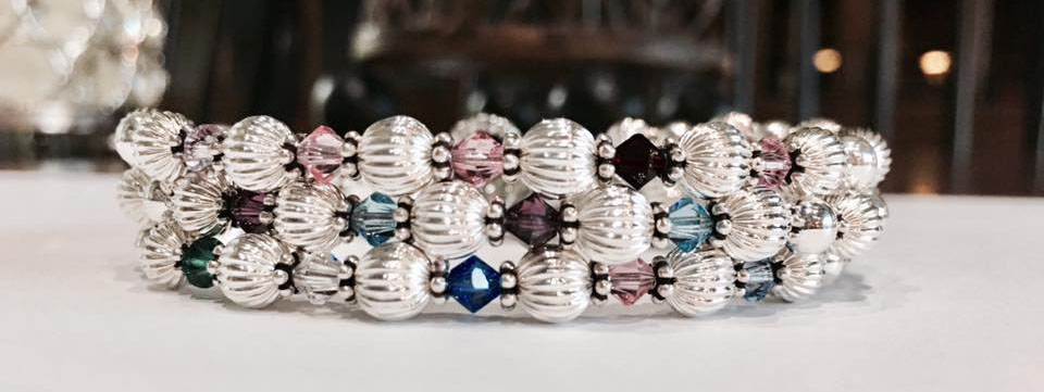Birthstone Bracelets for Mommy and Grandmas